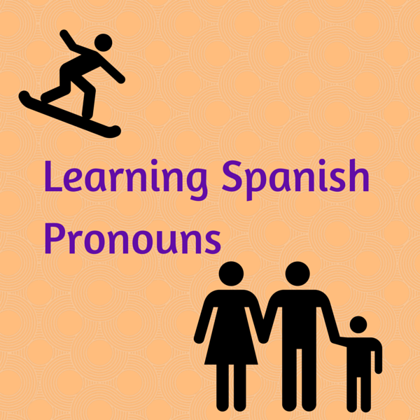 Learning Pronouns (1)